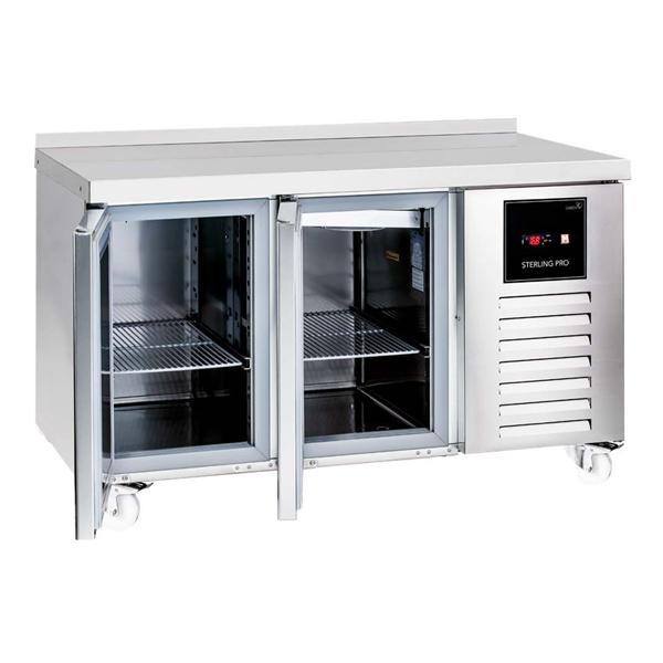 Commercial 2 Door Freezer Counters