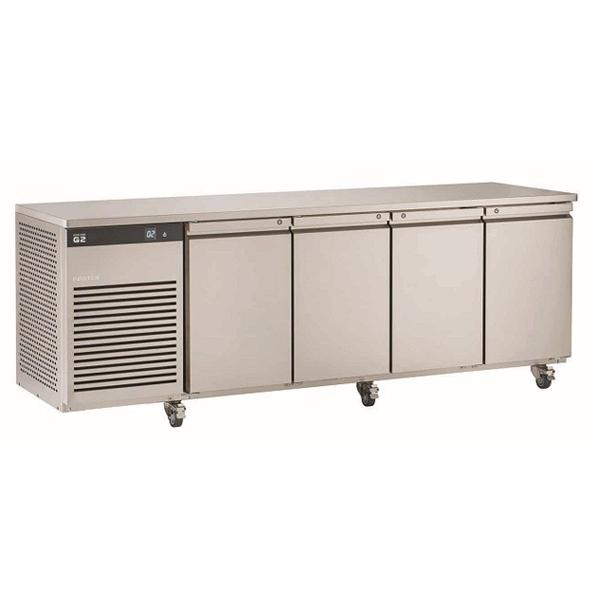 Commercial 4 Door Freezer Counters