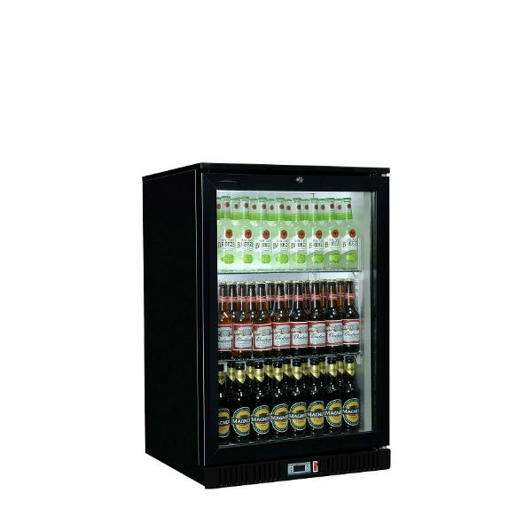 Back Bar Bottle Coolers Single Door