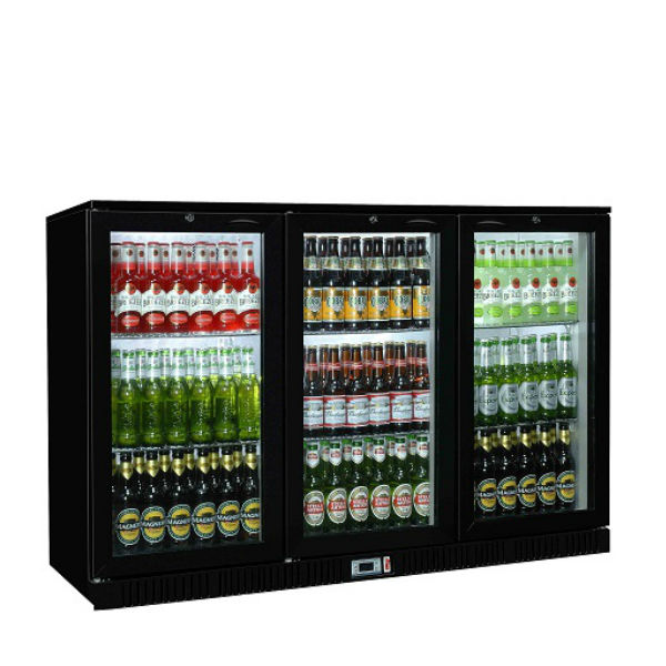 Back Bar Bottle Coolers Triple Door