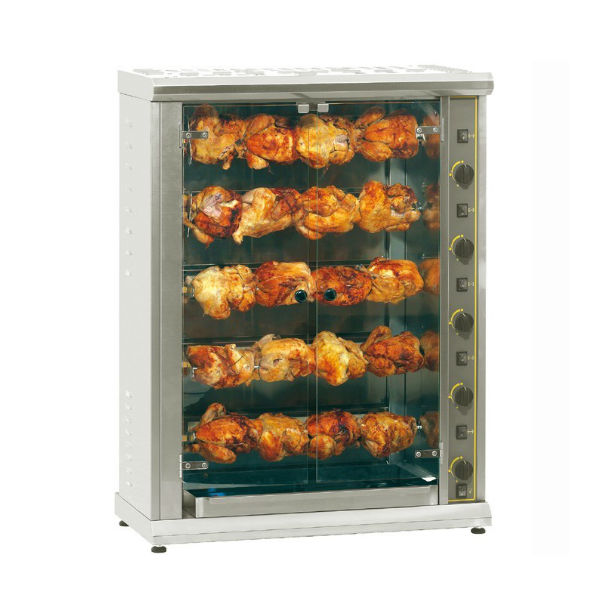Chicken Rotisseries