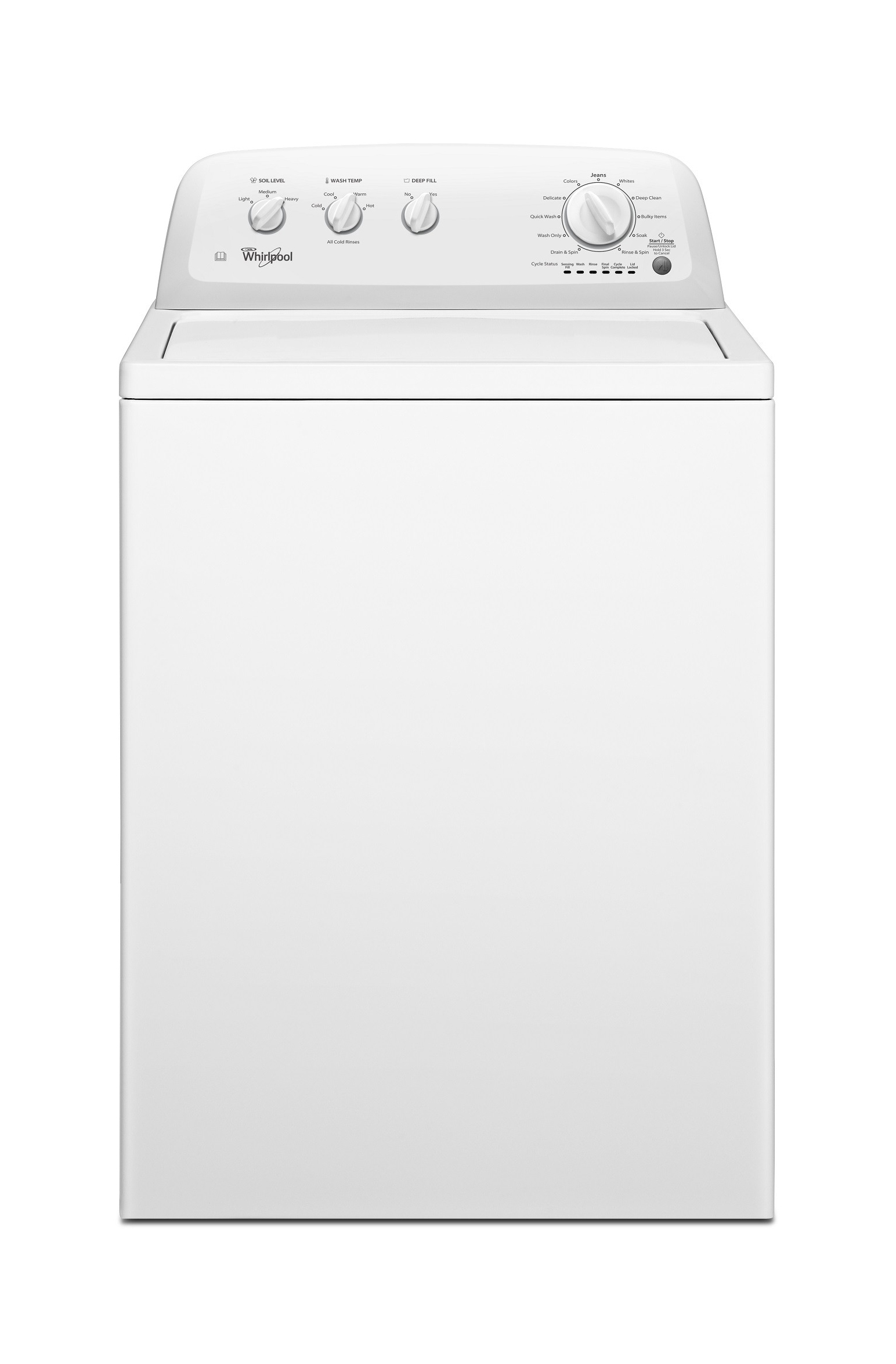 Top Loading American Washers & Dryers
