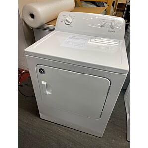 Whirlpool Atlantis 3LWED4705FW Classic American Style Vented Dryer B-Grade (W2263)