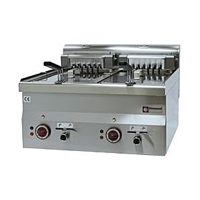 Diamond E60/F20-6T Counter-Top Double Electric Fryer