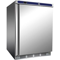 Prodis HC200RSS Stainless Steel Undercounter Refrigerator