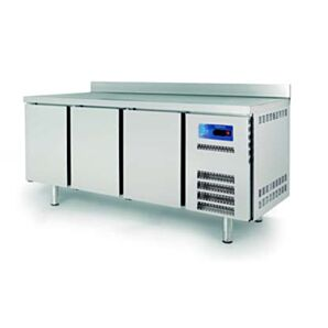 Coreco TSC-200-S Three Door Freezer Counter