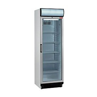 Diamond DRINK-38T/R6 Refrigerated Display, Hinged Door