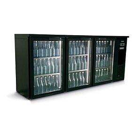 Gamko E3/222GMU84 Triple Door Bottle Cooler 537ltrs