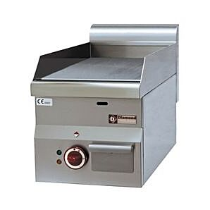 Diamond E60/PL3T Smooth Electric Cooking Plate Counter-Top