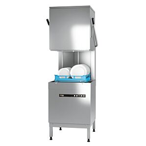 Hobart Ecomax H604W-12B  Hood / Passthrough Dishwasher WRAS Approved