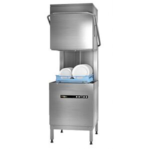 Hobart Ecomax Plus H615W Hood / Passthrough Dishwasher WRAS Approved