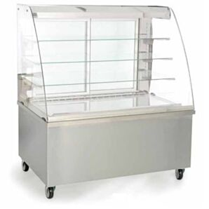 Moffat PATC3 Chilled Multi Tier Display