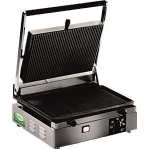 Fama PCORTS Single Heavy Duty 355 x 255mm Contact Grill