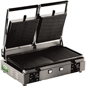 Fama PDR3000S Double Heavy Duty 500 x 255mm Contact Grill