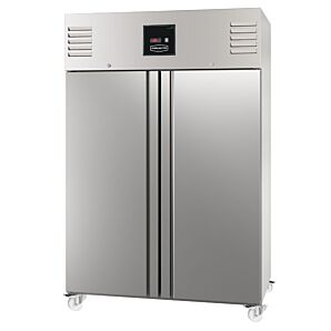 Sterling Pro Green SNI142 Double Door Gastronorm Freezer Cabinet 1400ltrs