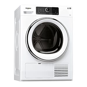 Whirlpool AWZ8HP/PRO 6th Sense Heat Pump Commercial Tumble Dryer 8kg