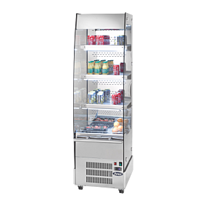 Atosa YLK180L Open Display Multideck 180ltrs