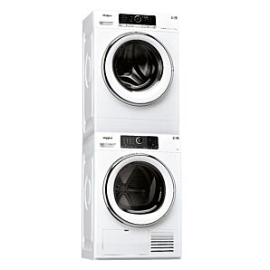 Whirlpool AWG1112/AWZ9HP Stacked Washer & Dryer Combo