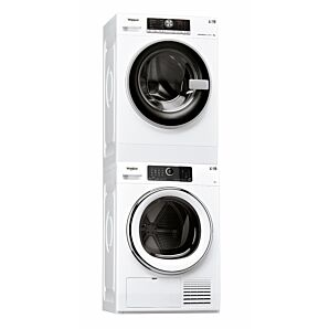 Whirlpool AWG812/AWZ8HP Stacked Washer & Dryer Combo