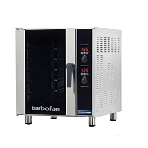 Blue Seal E33D5 Digital Electric Convection Oven, 6kW