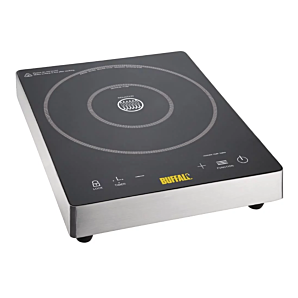 Buffalo DF825 Touch Control Induction Hob, 3kW