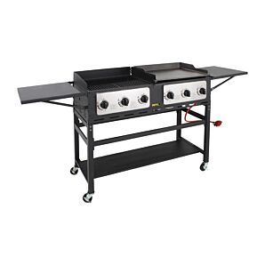 Buffalo CP240 6 Burner Gas Barbecue