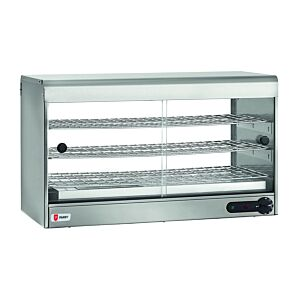 Parry CPC Electric Heated Pie Cabinet 750W