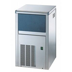 DC DC20-4A Self Contained Classic Ice Maker - 20kg Output / 4kg Storage