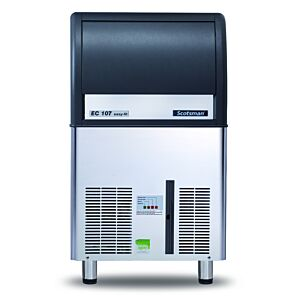 Scotsman EC 107 Eco-X Self Contained Ice Maker, 53kg/24hrs