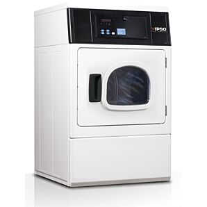 Ipso ILC98 9.5kg Compact Gas Commercial Dryer