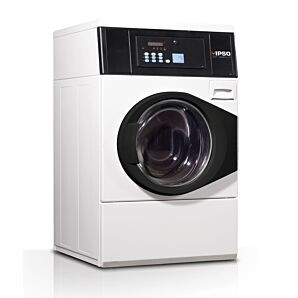 Ipso ILC98 9.5kg Compact Commercial Washing Machine, WRAS Approved with Drain Pump