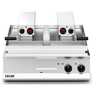 Lincat OE8210 Opus 800 Electric Counter-Top Clam Griddle 17.2kW