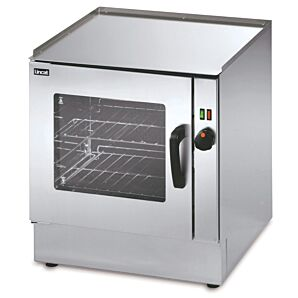 Lincat V6F/D Silverlink 600 Electric Free-Standing Fan-Assisted Glass Door Oven 3kW