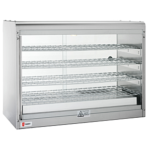 Parry CPC1 Electric Heated Pie Cabinet 750W