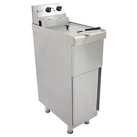 Parry NPSPF Electric Single Pedestal Fryer