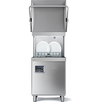 DC PD1350A CP Premium Range Passthrough Dishwasher w/ Chemical Pumps