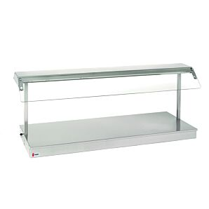 Parry QLD2 Electric Quartz Lamp Display Unit 1.4kW