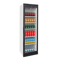 Sterling Pro SPG385 Display chiller, display merchandiser