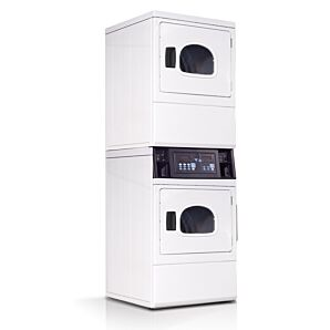 Ipso ILC98 9.5kg Electric Dryer/Dryer Stack Combo