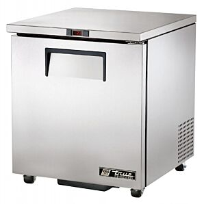 True TUC-27F-HC Undercounter Solid Door Freezer