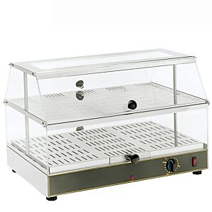 Roller Grill WD200 Double Level Heated Display