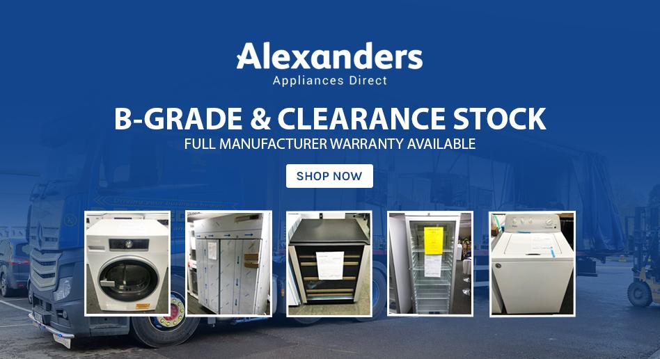 Alexanders B-Grades & Clearance