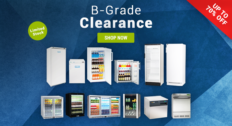 Graded Appliances Banner
