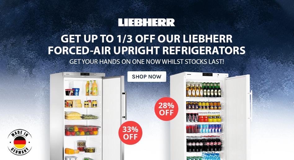 Liebherr Upright Refrigerator Deal