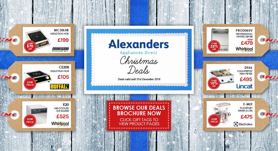 Alexanders Christmas Deals