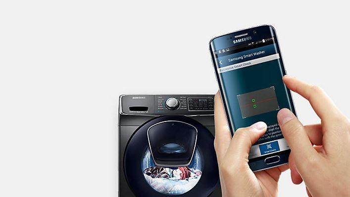 samsung smartcheck WF16J6500 washer